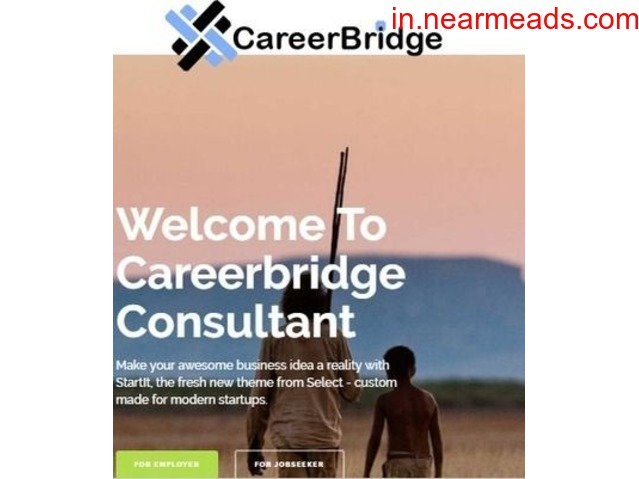 Career Bridge – Best Manpower Consultants in Noida - 1
