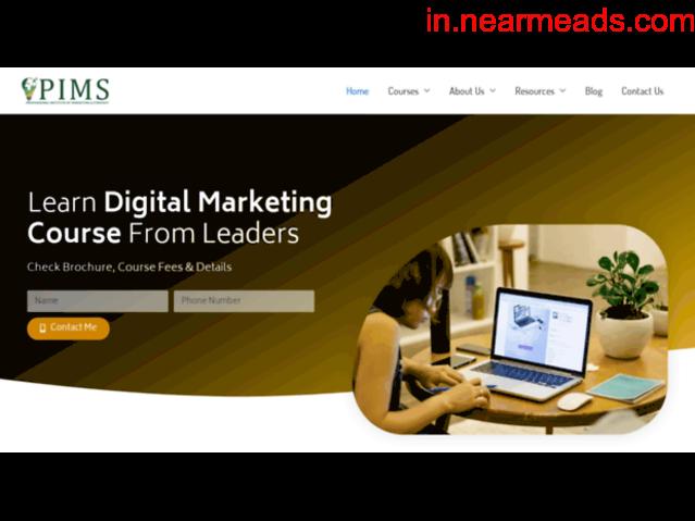 Digi PIMS – Best Digital Marketing Course in Noida - 1