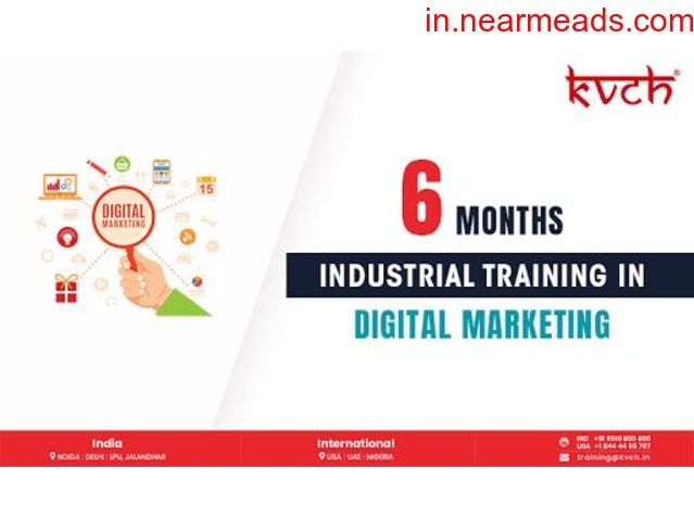 KVCH – Best Digital Marketing Training in Noida - 1