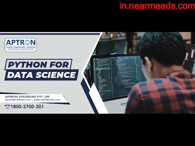 APTRON Noida – Best Data Science Institute in Noida - 1
