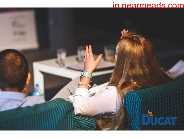 DUCAT India – Enhance your Skill by Learning Data Science - 1