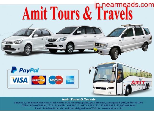 Amit Tours and Travels Aurangabad - 1