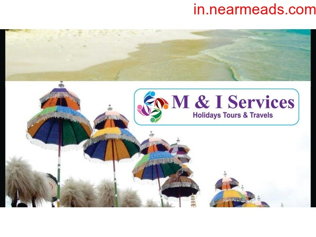 M and I Services Holidays Tours And Travels Aurangabad - 1