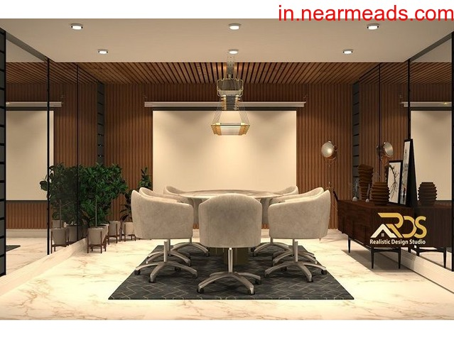 Realistic Design Studio – Best Interior Decorators in Noida - 1