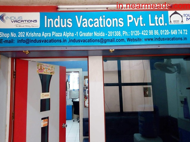 Indus Vacations – Best Holiday Tour Package in Noida - 1