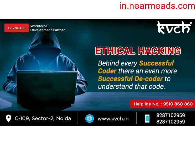 KVCH – Best Ethical Hacking Training Noida - 1