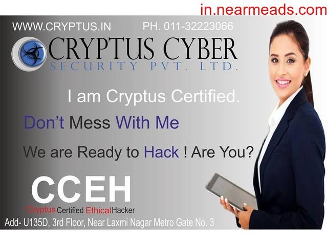 Cryptus Cyber Security Training in Noida - 1