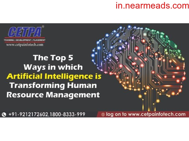CETPA – Best AI Training Course in Noida - 1