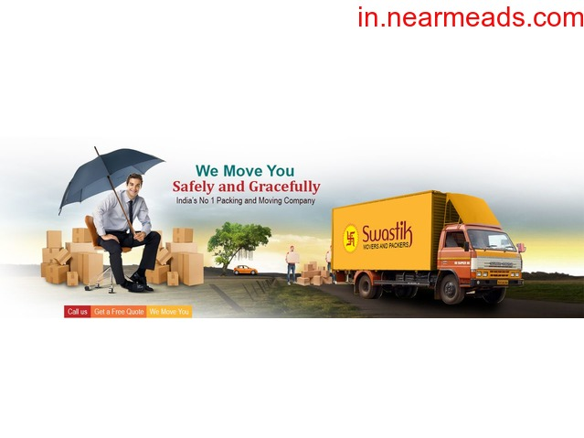 Swastik Movers and Packers – Move your House Safely - 1