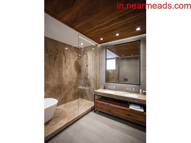 Design a Luxurious Bathroom within Your Budget - 1