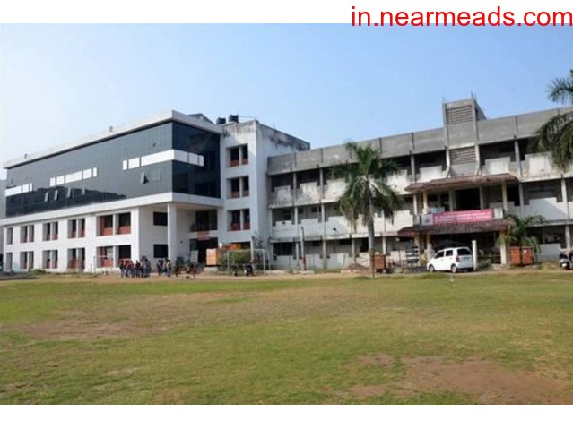 Dr. Panjabrao Deshmukh Institute of Management Nagpur - 1