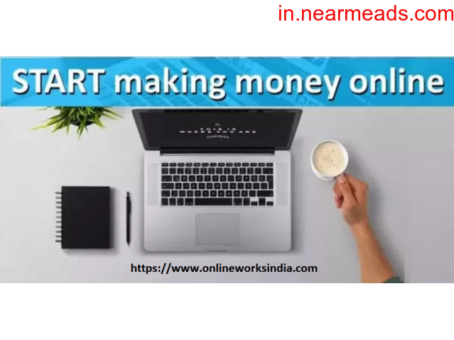 Online Copy Paste Jobs Work from Home Jobs Noida - 1
