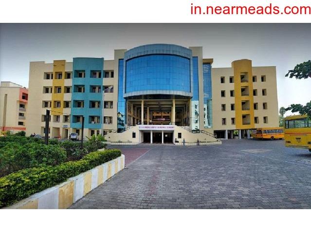 G H Raisoni Academy of Engineering and Technology Nagpur - 1