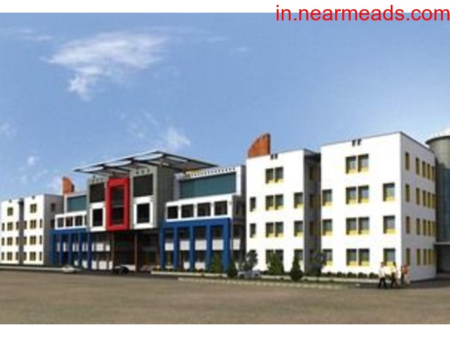 G H Raisoni Polytechnic College Nagpur - 1