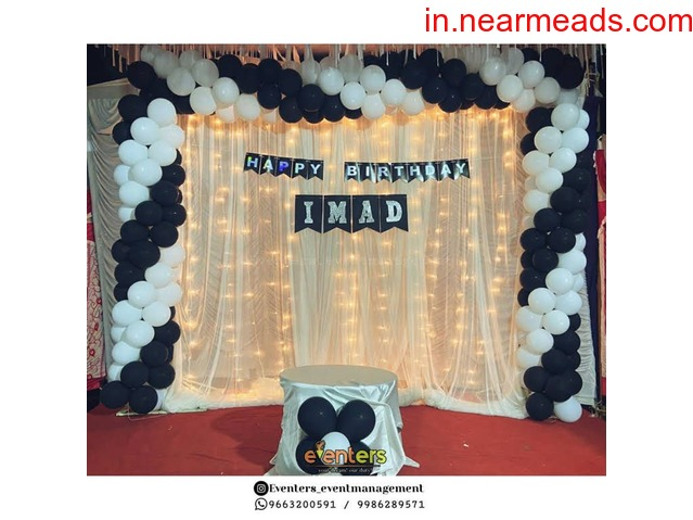 Eventers Event Management – Best Organizers in Mysore - 1