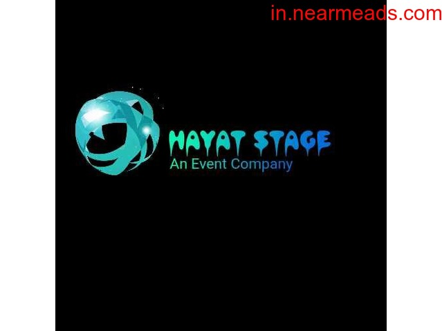 Hayat Stage – Event Management Company in Mysore - 1