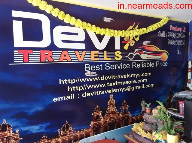 Devi Travels – Best Tour and Travel Operator in Mysore - 1