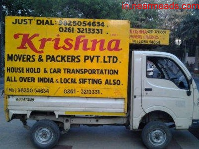 Krishna Packers and Movers – Best Shifting Services - 1