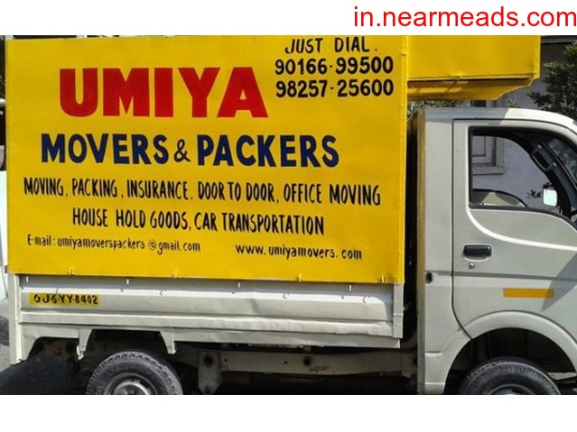 Umiya Packers and Movers – Move Your Items Safely - 1