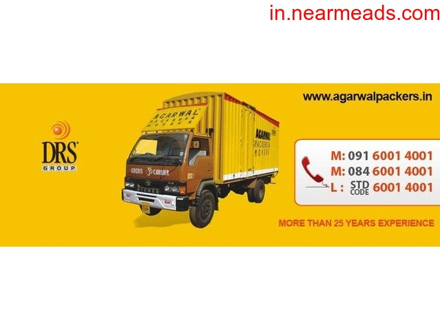 Agarwal Packers and Movers (DRS Group) Surat - 1