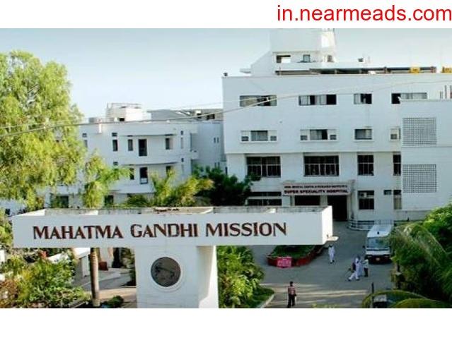 Mahatma Gandhi Mission Institute of Management Aurangabad - 1