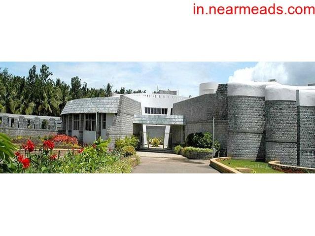 Shri Dharmasthala Manjunatheshwara Institute for Management Development - 1