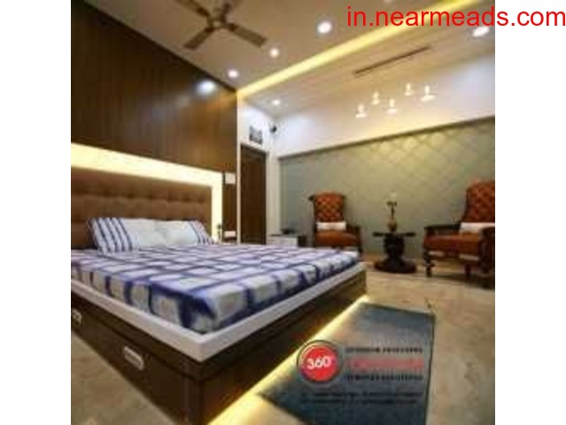 360 Degree Design Best Interior Design Services in Nagpur - 1