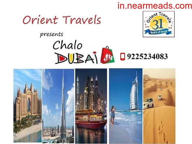 Orient Travels and Tours Nagpur - 1