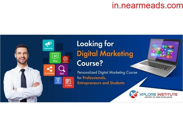 Xplore Institute – Best Digital Marketing Training Surat - 1