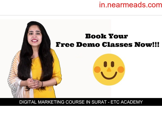 ETC Academy – Affordable Digital Marketing Course in Surat - 1