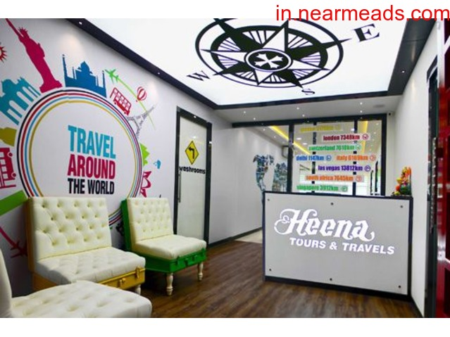 Heena Tours – Best Travel Agents in Surat - 1