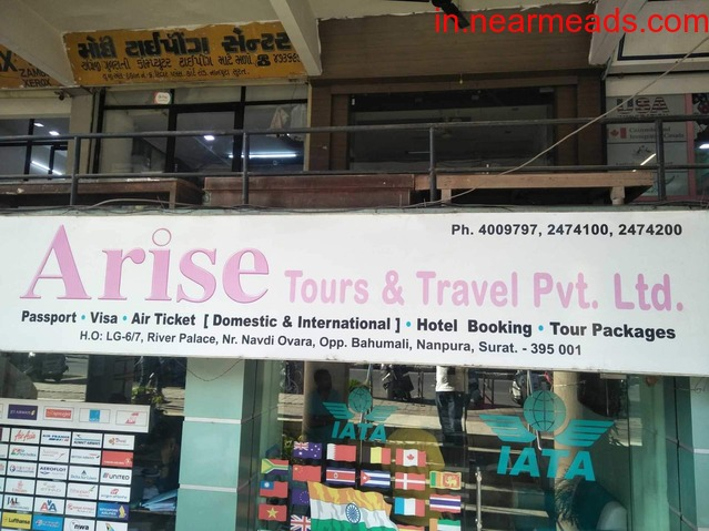 Arise Tours and Travels – Best Tour Package in Surat - 1