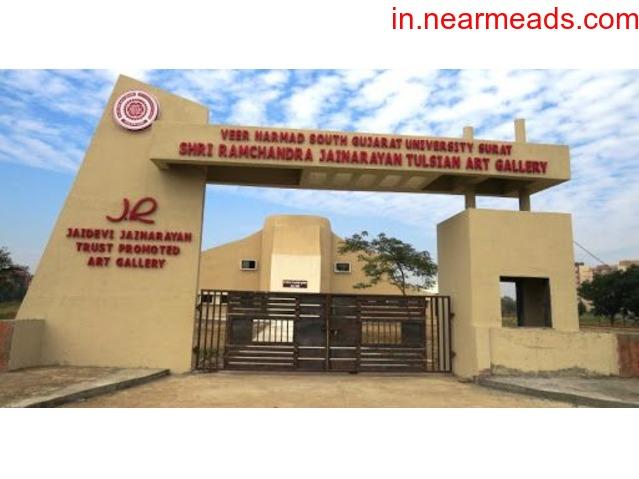 Veer Narmad South Gujarat University Surat - 1