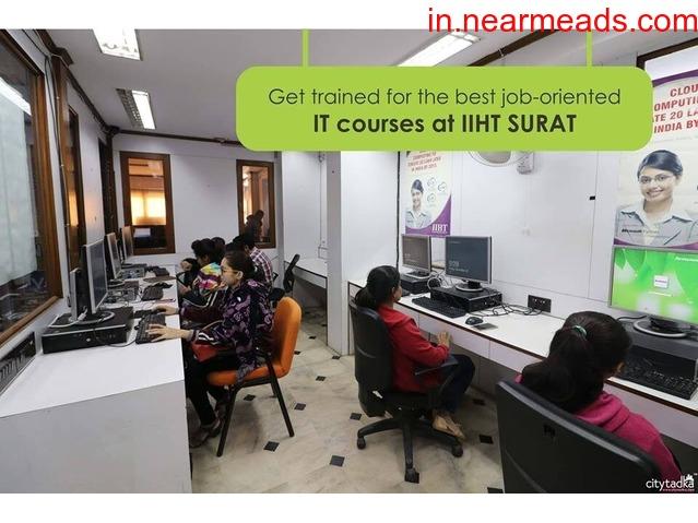 IIHT Surat – Best Artificial Intelligence Course in Surat - 1