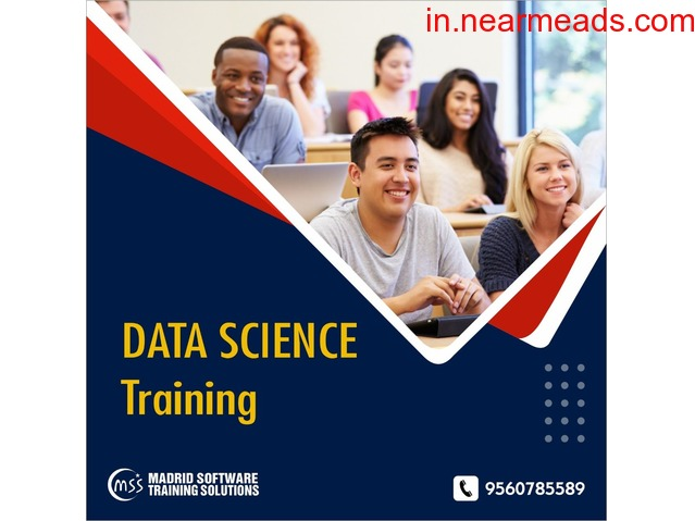 Learn Data Science Course in Delhi - Madrid Software Trainings. - 1
