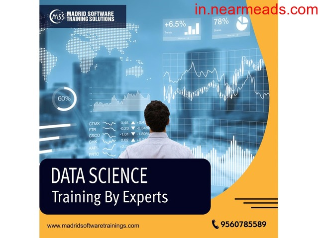 Learn Data Science Course in Delhi - Madrid Software Trainings. - 2