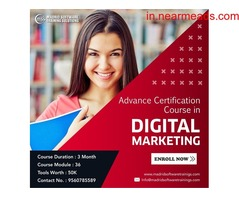 Join Best Digital Marketing Course in Delhi - Madrid Software Trainings - Image 2