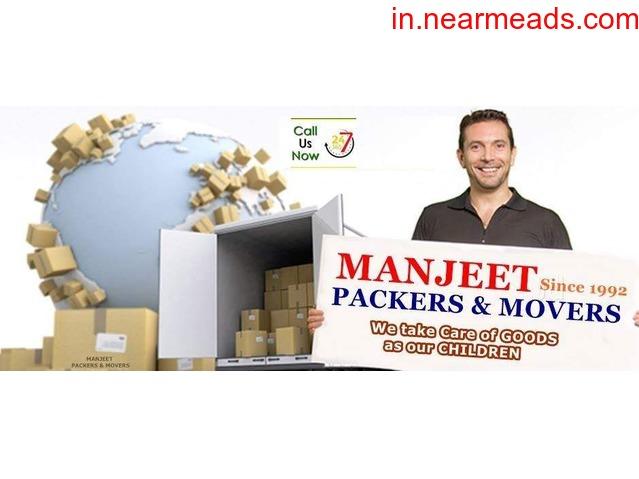 Manjeet Packers and Movers Indore - 1