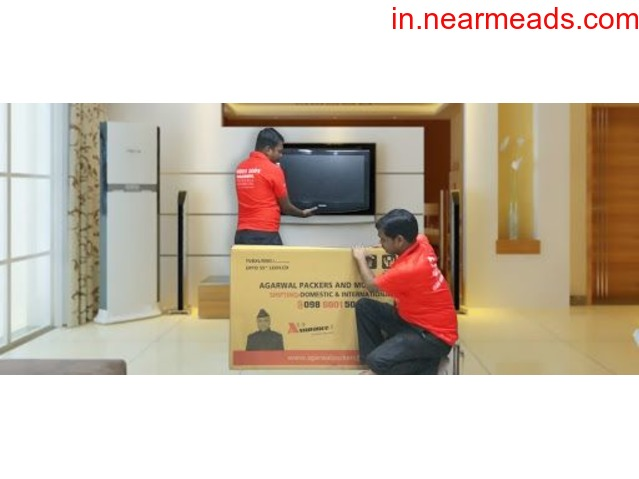 Agarwal Packers and Movers – Best Moving Company Bhopal - 1