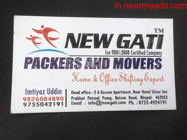 New Gati Packers and Movers – Best Shifting Services - 1