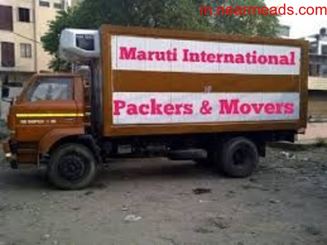 Maruti International Packers – Best Movers Company in Bhopal - 1