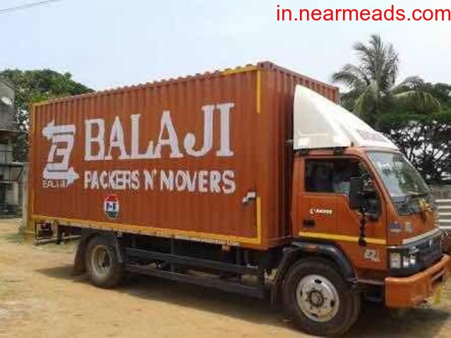 Balaji Packers and Movers – Top Moving Company - 1