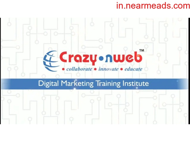Crazyonweb Digital Marketing Institute Indore - 1