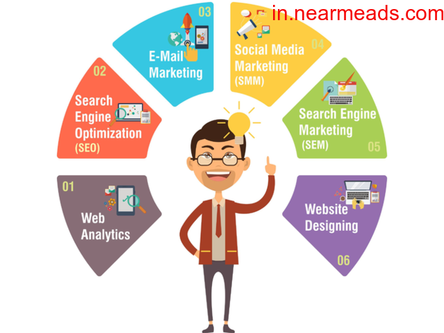 Digital Mind Web Solutions Google Digital Marketing Courses in Indore - 1