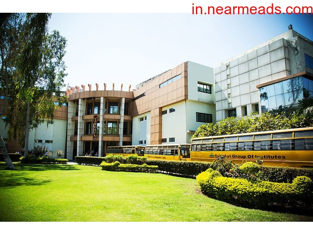 Sanghvi Institute of Management Indore - 1