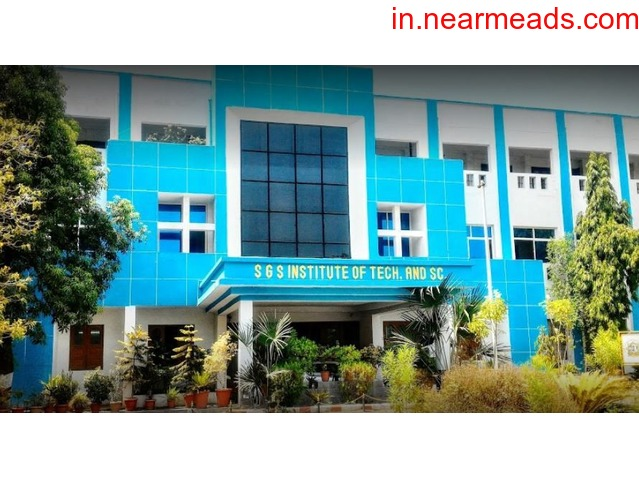 Shri G S Institute of Technology Trusted MBA College in indore - 1