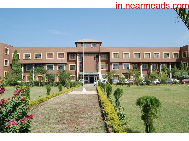 Dr A P J Abdul Kalam University Best Engineering College in Indore - 1