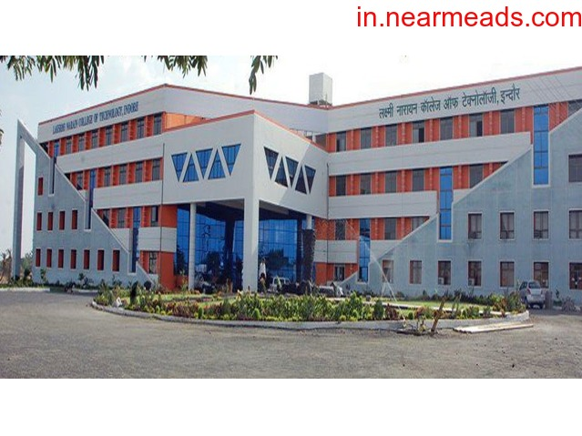 Lakshmi Narain College of Technology Indore - 1