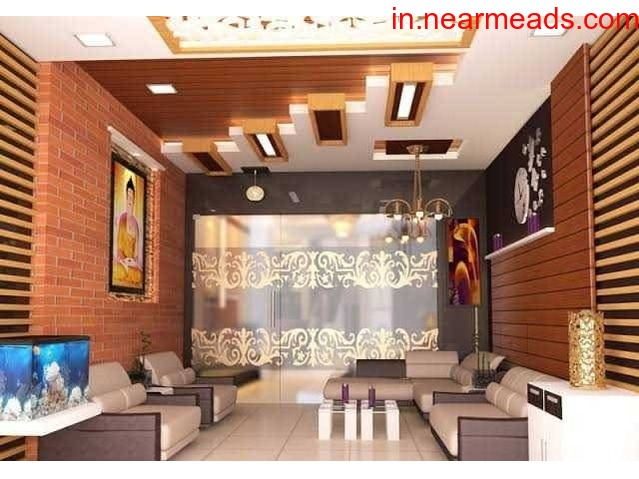 Sanrachna Creations Best Architects and Interior Designers in Indore - 1