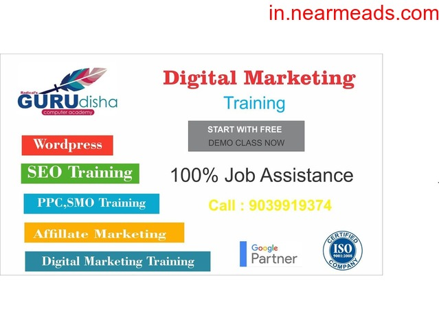 Gurudisha Computer Academy – Learn Digital Marketing Course - 1